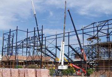steelwork_grand_west_casino_erect