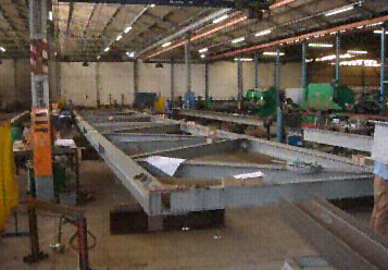 Fabrication Structural Steel Union Steel