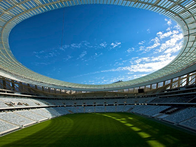 cape town stadium steel